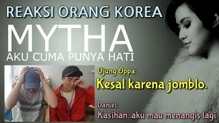 Video Orang Korea Baper Mendengar Lagu Indonesia(Aku Cuma Punya Hati) MP3, 3GP, MP4, WEBM, AVI, FLV September 2018