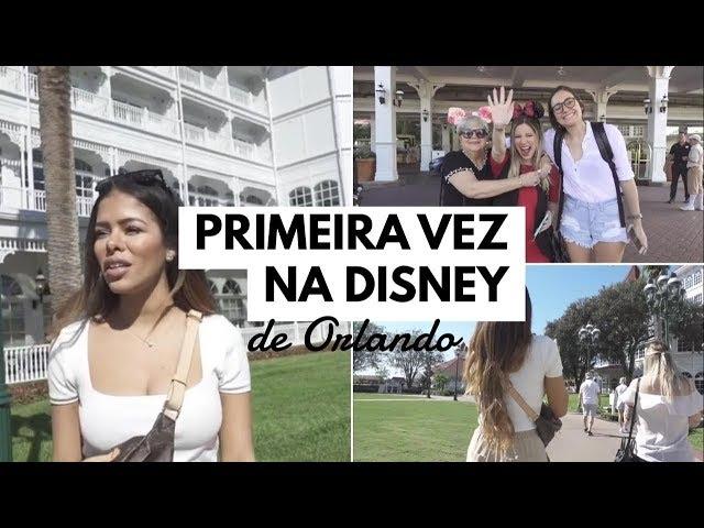 VLOG: MINHA PRIMEIRA VEZ EM ORLANDO #PARTE1 | RAYZA NICÁCIO - Rayza Nicácio