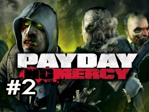 PayDay The Heist No Mercy DLC (L4D) Ep.2 w/Nova, SSoH & Danz - THE WAITING GAME Video