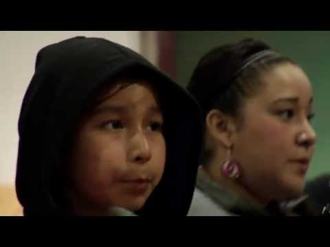Yakama Nation Round Dance 2013 - Clayton Chief and Black Lodge Singers - All Apologies