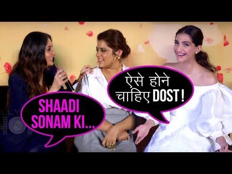 Veere Di Wedding Trailer Launch | Kareena Kapoor A