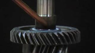 Gear welding