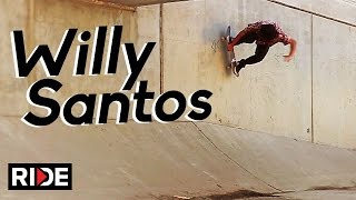 Willy Santos's Showreel