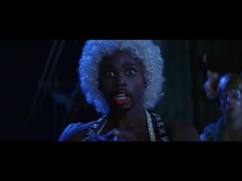 Mercutio : Romeo + Juliet 1996