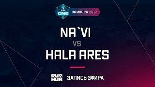 Na`Vi vs Hala Ares, ESL One Hamburg 2017, game 1 [v1lat, GodHunt]