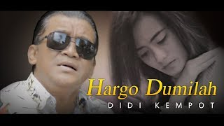 Video Didi Kempot - Hargo Dumilah (Condut) [OFFICIAL] MP3, 3GP, MP4, WEBM, AVI, FLV Juni 2018