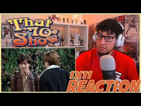 JOSEPH GORDON-LEVITT!  | That '70s Show 1x11 REACTION | Season 1 Episode 11