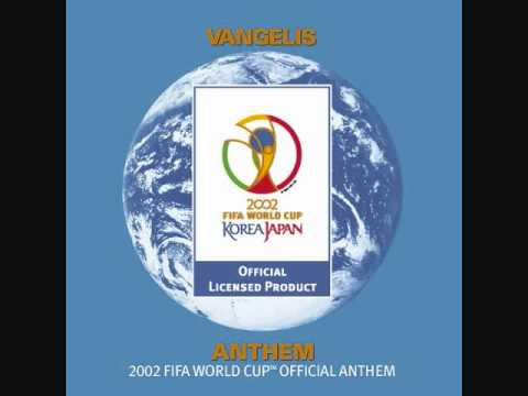 Vangelis- Anthem - 2002 FIFA World Cup™ Official Anthem (Synthesizer version)