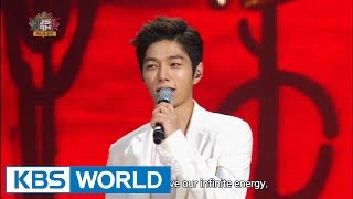 Nonton Infinite                  Back   Man In Love  Music Bank Hot Stage   2014 11 12  Film Subtitle Indonesia Streaming Movie Download