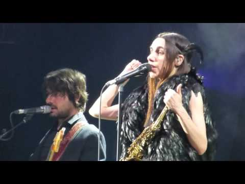 PJ Harvey - The Ministry of Social Affairs (Live @ Roskilde Festival, June 30rd, 2016)
