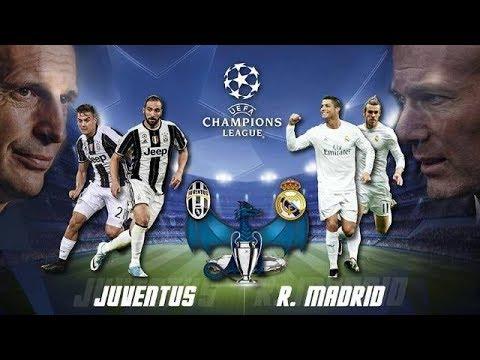 Juventus vs Real Madrid 1-4 full highlights & goals live stream UEFA Champions League Final 2017