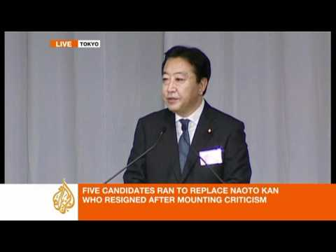 Yoshihiko Noda elected as Japan leader