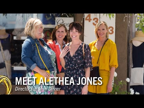 Fun Mom Dinner (Behind the Scene 'Meet Alethea Jones')
