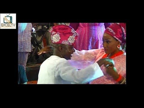 IGBEYAWO SANYERI 2 || Pasuma and Taiye currency entertains audience in Igbeyawo Sanyeri series 2