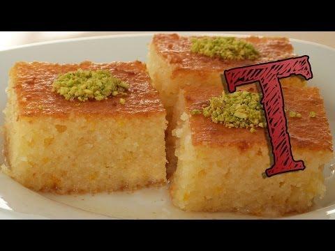 Basbousa Recipe | How to Make Revani