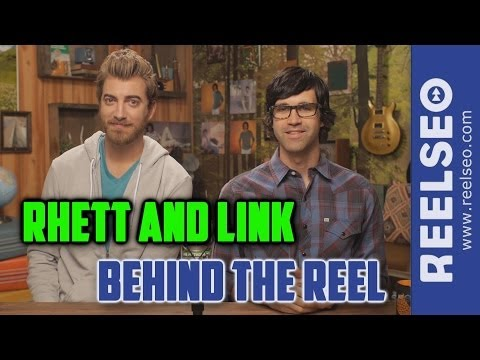 Rhett and Link: Behind the Reel with YouTube's Internetainers [Interview]