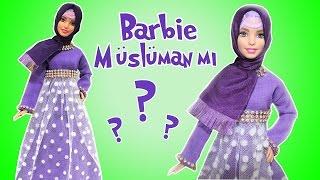 Video Barbie Gerçekte MÜSLÜMAN mı? Kapalı Barbie Yapımı - Bidünya Oyuncak MP3, 3GP, MP4, WEBM, AVI, FLV November 2017