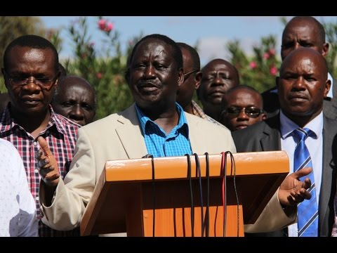 Raila denies he owes Mumias Sugar money