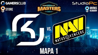 Video Dreamhack Masters Las Vegas 2017 (Quartas de Final) - SK Gaming vs. Natus Vincere (Mapa 1 - Mirage) MP3, 3GP, MP4, WEBM, AVI, FLV Agustus 2018