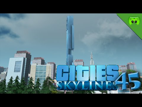 CITIES SKYLINES # 45 - Richtung 250k Einwohner «» Let's Play Cities Skylines | HD60