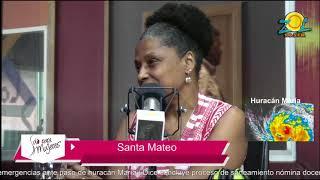 Santa Mateo comenta sobre el embarazo en las adolescentes en los pueblos