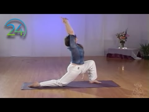Yoga Full Class 55 Minutes ~ Hatha Yoga Flow 2 with Diane