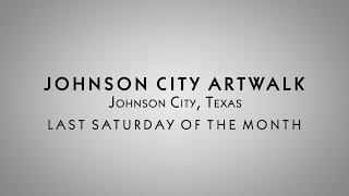 Johnson City Texas Artwalk
