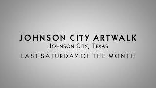 Johnson City Texas Artwalk