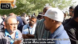 Video Nusantara Version - Kristian ini kata Muhammad Kejam  Dijawab Mudah oleh Bro Hashim MP3, 3GP, MP4, WEBM, AVI, FLV Februari 2019