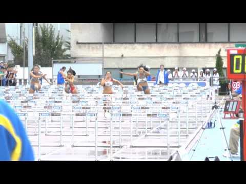 Cto. España Absoluto. 110 vallas Femenino