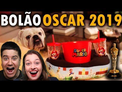 Kinoplex - BOLÃO DO OSCAR 2019