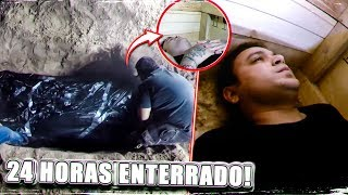 Video YOUTUBER ES ENTERRADO VIVO (GUSGRI) MP3, 3GP, MP4, WEBM, AVI, FLV Agustus 2018