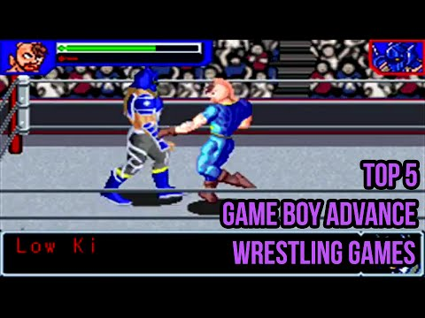 Top 5 Game Boy Advance Wrestling Games