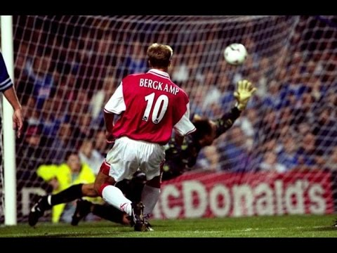 Dennis Bergkamp ● Goals And Assists