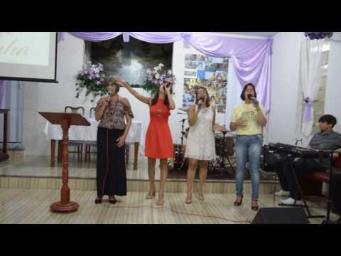 SEGUNDA IGREJA BATISTA EM AREIA BRANCA B ROXO RJ 16..04..2017
