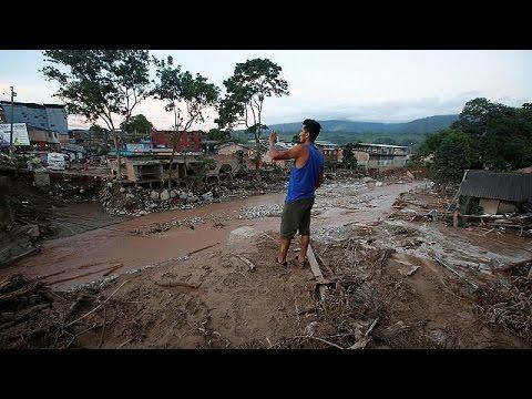 Κολοσσιαίων διαστάσεων καταστροφή στην Κολομβία λόγω κατολίσθησης
