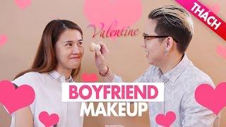 Thách Thảo 5 | Boyfriend Makeup | Ngọc Thảo, phở đặc biệt, yeah1 tv, pho dac biet yeah1
