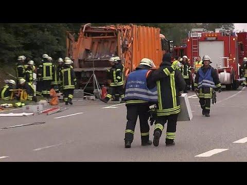 Γερμανία: Τραγικό δυστύχημα με νεκρή οικογένεια