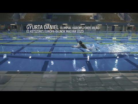 43. Arena Junior Úszó Európa-bajnokság hivatalos videója