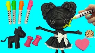 Video Lalaloopsy Trace E Doodles Color Me Draw with Markers & Stamp Doll Cookieswirlc Video MP3, 3GP, MP4, WEBM, AVI, FLV Agustus 2018