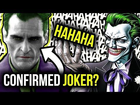 IT'S HAPPENING! The Joker for CONFIRMED Origin Movie has been CAST!