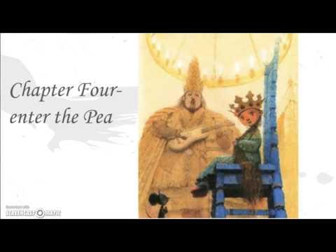 The Tale of Despereaux Ch. 3-4
