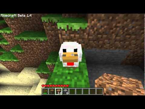 Guía Minecraft - Qué hacer el primer día - Capitulo 1