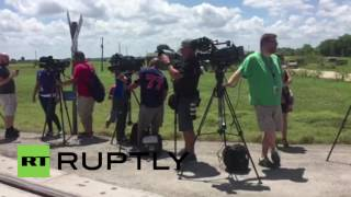 Lockhart (TX) United States  city pictures gallery : USA: Sixteen feared dead following Texas hot air balloon crash