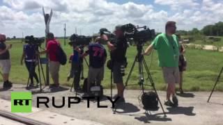Lockhart (TX) United States  city images : USA: Sixteen feared dead following Texas hot air balloon crash