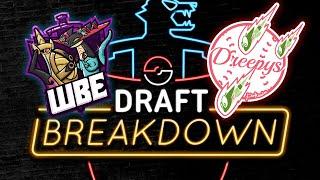 NEW DRAFT LEAGUE! NY DREEPYS WBE TEAM BREAKDOWN! Pokemon Sword and Shield by PokeaimMD