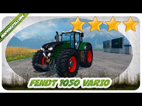 Fendt 1050 Vario v3