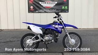 8. 2018 Yamaha TTR110