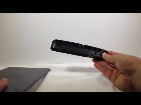 Arkon Fold-Up Travel Stand For Apple iPad and Tablets Review @Arkon_Resources