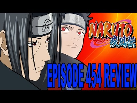 Itachi & Shisui Fight Anbu Members!! Naruto Shippuden Episode 454 Review